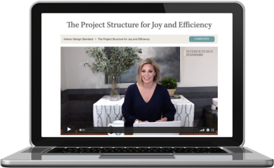 Our (free!) Demo Module:<br><strong>The Project Structure for Joy and Efficiency</strong>